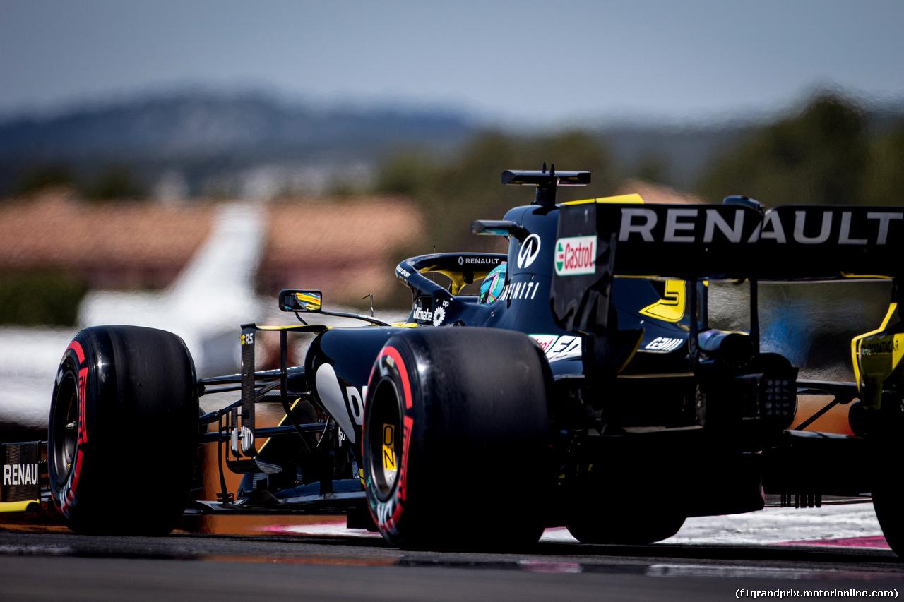 GP FRANCIA, 22.06.2019 - Qualifiche, Daniel Ricciardo (AUS) Renault Sport F1 Team RS19