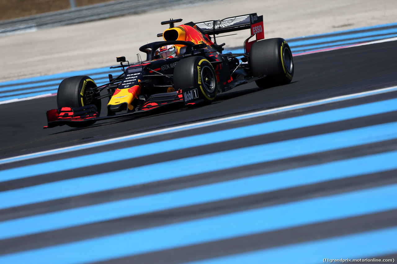 GP FRANCIA, 22.06.2019 - Qualifiche, Max Verstappen (NED) Red Bull Racing RB15