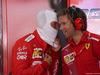 GP FRANCIA, 22.06.2019 - Free Practice 3, Sebastian Vettel (GER) Ferrari SF90 e his personal trainer Antti Kontsas (FIN)