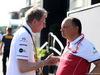 GP FRANCIA, 22.06.2019 - Jean-Dominique Senard (FRA) Renault Chairman e Frederic Vasseur (FRA) Alfa Romeo Racing, Team Principal