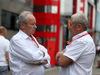GP GERMANIA, 28.07.2019 - Jerome Stoll (FRA) Renault Sport F1 President e Helmut Marko (AUT), Red Bull Racing, Red Bull Advisor