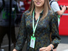GP GERMANIA, 28.07.2019 - Giada Gianni (ITA) girlfriend of Charles Leclerc (MON) Ferrari SF90