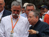 GP GERMANIA, 28.07.2019 - Chase Carey (USA) Formula One Group Chairman e Jean Todt (FRA), President FIA