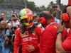 GP GERMANIA, 28.07.2019 - Mick Schumacher (GER) Ferrari Test Driver in the Ferrari F2003-GA driven by his father Michael Schumacher