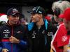 GP GERMANIA, 28.07.2019 - Alexander Albon (THA) Scuderia Toro Rosso STR14 amd George Russell (GBR) Williams Racing FW42
