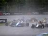 GP GERMANIA, 28.07.2019 - Gara, Romain Grosjean (FRA) Haas F1 Team VF-19, Robert Kubica (POL) Williams Racing FW42 e Antonio Giovinazzi (ITA) Alfa Romeo Racing C38