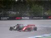 GP GERMANIA, 28.07.2019 - Gara, Kevin Magnussen (DEN) Haas F1 Team VF-19 e Charles Leclerc (MON) Ferrari SF90
