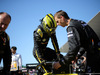GP GIAPPONE, 13.10.2019- partenzaing grid,  Nico Hulkenberg (GER) Renault Sport F1 Team RS19