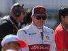 GP GIAPPONE, 13.10.2019- partenzaing grid,  Kimi Raikkonen (FIN) Alfa Romeo Racing C38