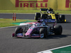 GP GIAPPONE, 13.10.2019- Gara, Sergio Perez (MEX) Racing Point F1 RP19