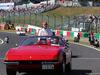 GP GIAPPONE, 13.10.2019- driver parade, Sebastian Vettel (GER) Ferrari SF90