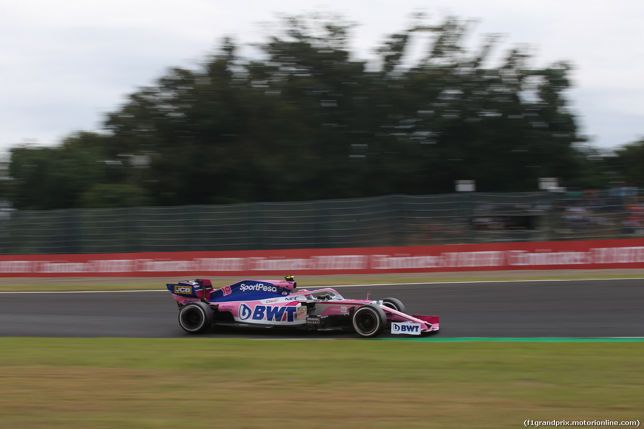 GP GIAPPONE, 11.10.2019- Prove Libere 1, Lance Stroll (CDN) Racing Point F1 RP19