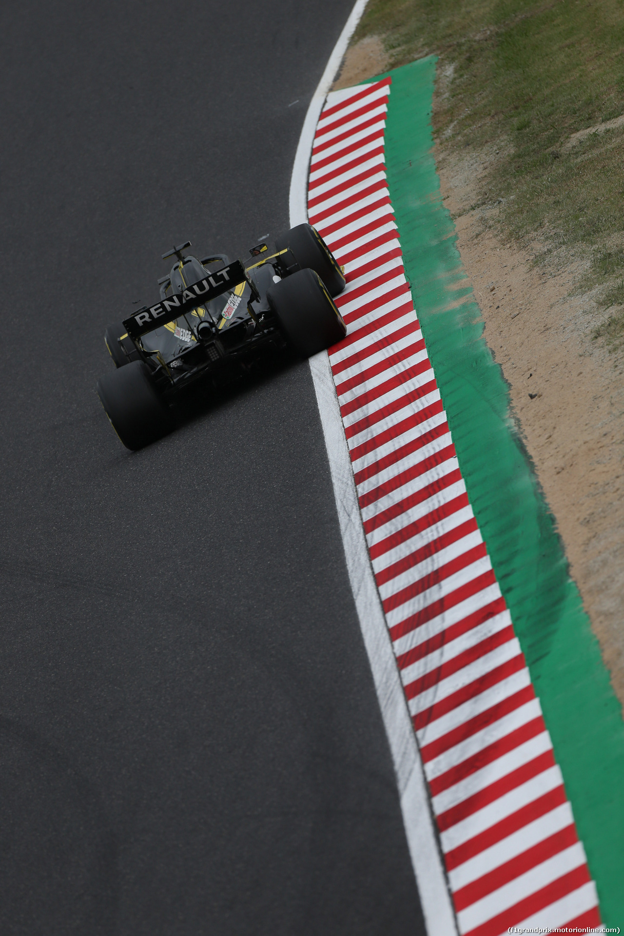 GP GIAPPONE, 11.10.2019- Prove Libere 2, Daniel Ricciardo (AUS) Renault Sport F1 Team RS19