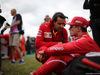 GP GRAN BRETAGNA, 14.07.2019- grid Charles Leclerc (MON) Ferrari SF90