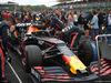 GP GRAN BRETAGNA, 14.07.2019- partenzaing grid,  Max Verstappen (NED) Red Bull Racing RB15