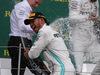 GP GRAN BRETAGNA, 14.07.2019- Podium, winner Lewis Hamilton (GBR) Mercedes AMG F1 W10 EQ Power
