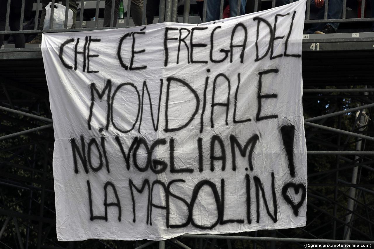 GP ITALIA, 08.09.2019 - Gara, Atmosphere
