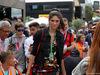 GP ITALIA, 08.09.2019 - Linda Morselli (ITA) Ragazzafriend of Fernando Alonso (ESP)