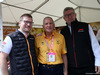 GP ITALIA, 08.09.2019 - Andreas Seidl, McLaren Team Principal, Jody Scheckter (RSA) e  Ross Brawn (GBR) Formula One Managing Director of Motorsports