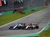 GP ITALIA, 08.09.2019 - Gara, George Russell (GBR) Williams Racing FW42 e Kimi Raikkonen (FIN) Alfa Romeo Racing C38