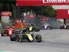 GP ITALIA, 08.09.2019 - Gara, Nico Hulkenberg (GER) Renault Sport F1 Team RS19 davanti a Sebastian Vettel (GER) Ferrari SF90