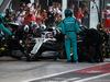 GP ITALIA, 08.09.2019 - Gara, Pit stop, Lewis Hamilton (GBR) Mercedes AMG F1 W10