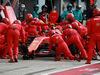 GP ITALIA, 08.09.2019 - Gara, Pit stop, Charles Leclerc (MON) Ferrari SF90