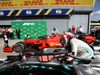 GP ITALIA, 08.09.2019 - Gara, 3rd place Lewis Hamilton (GBR) Mercedes AMG F1 W10, Charles Leclerc (MON) Ferrari SF90 vincitore e 2nd place Valtteri Bottas (FIN) Mercedes AMG F1 W010