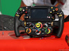 GP ITALIA, 08.09.2019 - Gara, The steering wheel of Charles Leclerc (MON) Ferrari SF90
