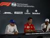 GP ITALIA, 08.09.2019 - Gara, Conferenza Stampa, Valtteri Bottas (FIN) Mercedes AMG F1 W010, Charles Leclerc (MON) Ferrari SF90 e Lewis Hamilton (GBR) Mercedes AMG F1 W10