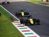 GP ITALIA, 08.09.2019 - Gara, Daniel Ricciardo (AUS) Renault Sport F1 Team RS19 davanti a Nico Hulkenberg (GER) Renault Sport F1 Team RS19