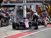 GP ITALIA, 08.09.2019 - Gara, Pit stop, Lance Stroll (CDN) Racing Point F1 Team RP19