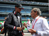 GP ITALIA, 08.09.2019 - Gara, Esteban Ocon (FRA) Mercedes AMG F1 Reserve Driver e Alain Prost (FRA) Renault Sport F1 Team Special Advisor