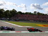 GP ITALIA, 08.09.2019 - Gara, Pierre Gasly (FRA) Scuderia Toro Rosso STR14 e Max Verstappen (NED) Red Bull Racing RB15