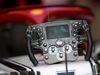 GP ITALIA, 07.09.2019 - Free Practice 3, The steering wheel of Kimi Raikkonen (FIN) Alfa Romeo Racing C38