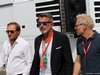 GP ITALIA, 07.09.2019 - Free Practice 3, Enrico Zanarini (ITA) e Jacques Villeneuve (CAN)