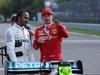 GP ITALIA, 07.09.2019 - Qualifiche, 2nd place Lewis Hamilton (GBR) Mercedes AMG F1 W10 e Charles Leclerc (MON) Ferrari SF90