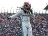 GP MESSICO, Lewis Hamilton (GBR), Mercedes AMG F1 vincitore  27.10.2019.