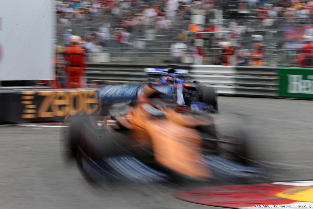 GP MONACO, 26.05.2019 - Gara, Carlos Sainz Jr (ESP) Mclaren F1 Team MCL34
