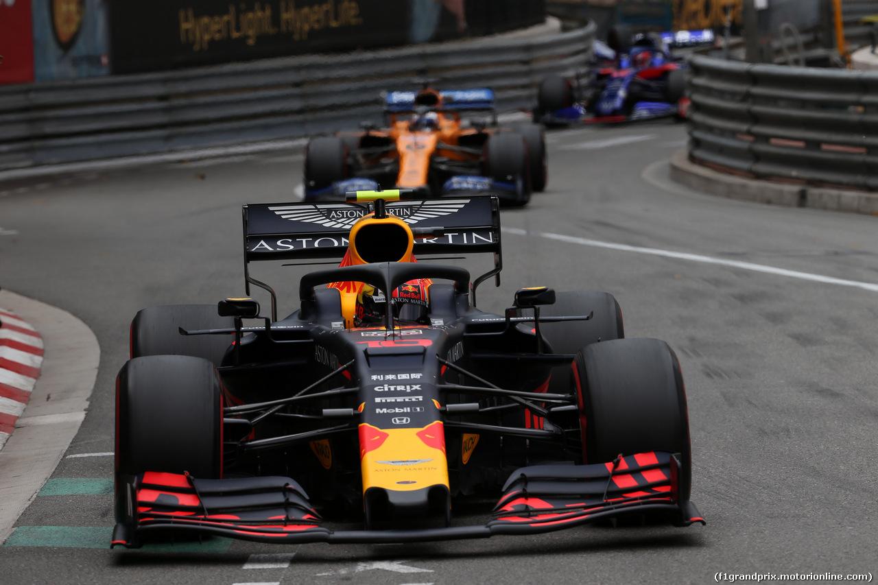 GP MONACO, 26.05.2019 - Gara, Pierre Gasly (FRA) Red Bull Racing RB15