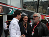 GP MONACO, 26.05.2019 - Gara, Toto Wolff (GER) Mercedes AMG F1 Shareholder e Executive Director, Bruno Michel, CEO FIA F2 series e Flavio Briatore (ITA)