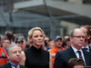 GP MONACO, 26.05.2019 - Gara, Jean Todt (FRA), President FIA, S.A.S La Princesse Charlene De Monaco e HSH Prince Albert II of Monaco