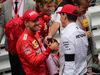 GP MONACO, 26.05.2019 - Gara, 2nd place Sebastian Vettel (GER) Ferrari SF90 e Toto Wolff (GER) Mercedes AMG F1 Shareholder e Executive Director