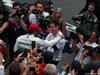 GP MONACO, 26.05.2019 - Gara, Lewis Hamilton (GBR) Mercedes AMG F1 W10 vincitore e Toto Wolff (GER) Mercedes AMG F1 Shareholder e Executive Director