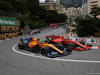GP MONACO, 26.05.2019 - Gara, Charles Leclerc (MON) Ferrari SF90 overtakes Lando Norris (GBR) Mclaren F1 Team MCL34