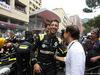 GP MONACO, 26.05.2019 - Gara, Daniel Ricciardo (AUS) Renault Sport F1 Team RS19 e Felipe Massa (BRA)