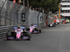 GP MONACO, 26.05.2019 - Gara, Lance Stroll (CDN) Racing Point F1 Team RP19 e Sergio Perez (MEX) Racing Point F1 Team RP19