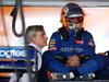 GP MONACO, 23.05.2019 - Free Practice 1, Carlos Sainz Jr (ESP) Mclaren F1 Team MCL34 e his father Carlos Sainz (ESP) WRC Champion former