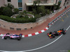 GP MONACO, 23.05.2019 - Free Practice 1, Lance Stroll (CDN) Racing Point F1 Team RP19 e Max Verstappen (NED) Red Bull Racing RB15
