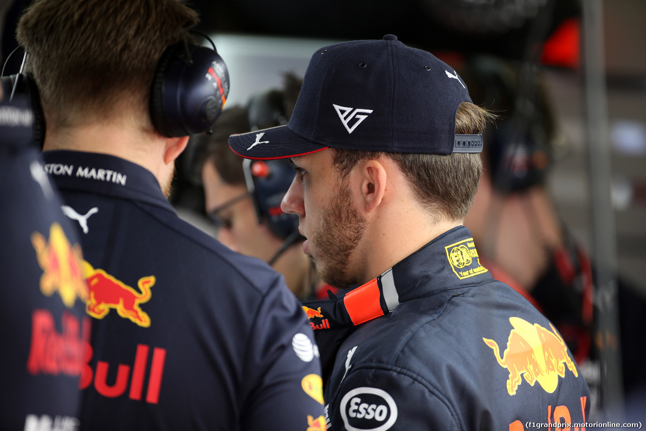 GP MONACO, 25.05.2019 - Prove Libere 3, Pierre Gasly (FRA) Red Bull Racing RB15